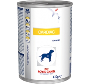 Royal Canin VD Dog konz. Cardiac 410 g