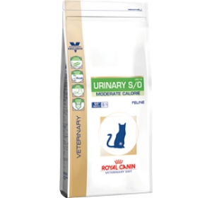 Royal Canin VD Cat Dry Urinary S/O Moderate Cal. 1,5kg