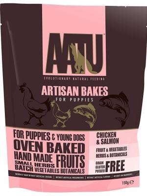 AATU Dog Artisan Bakes Puppy 150g