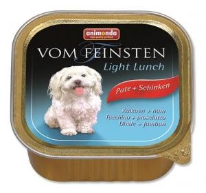 Animonda VomFeinsten dog van. Light  -krůta, šunka 150 g