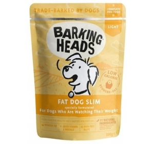 BARKING HEADS Fat Dog Slim 300g
