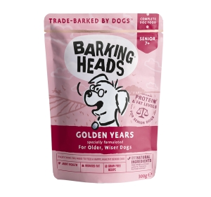 BARKING HEADS Golden Years 300g