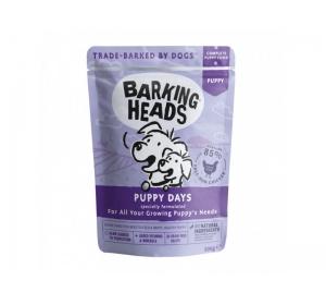 BARKING HEADS Puppy Days 300g