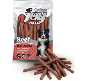 Calibra Dog Joy Classic Beef Sticks 100g