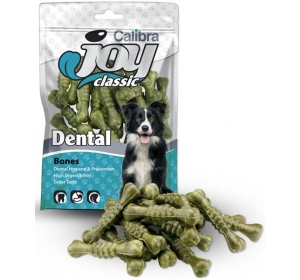 Calibra Dog Joy Classic Dental Bones 90g