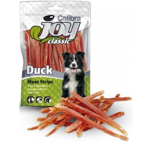 Calibra Dog Joy Classic Duck Strips 80g