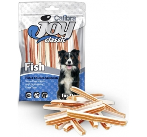 Calibra Dog Joy Classic Fish&Chicken Sandwich 80g