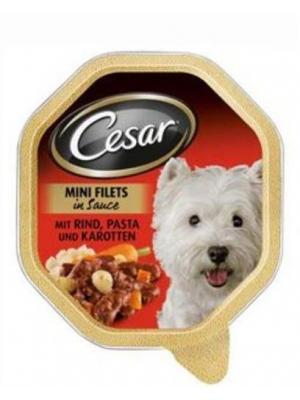 Cesar hovězí s mrkví 150g