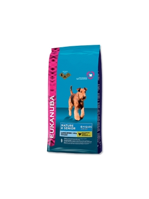 Eukanuba Mature Senior Large Breed 15 kg