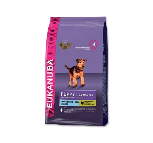 Eukanuba Puppy Junior Large Breed 15 kg