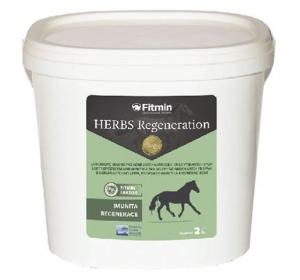 Fitmin horse Herbs Regeneration 2 kg Výprodej expirace 3/2017