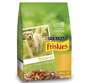 Friskies dog dry Balance 15kg