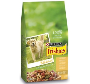 Friskies dog dry Balance 3kg