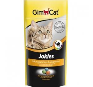 Gimpet Jokies kuličky s vit. pro kočky 40 g