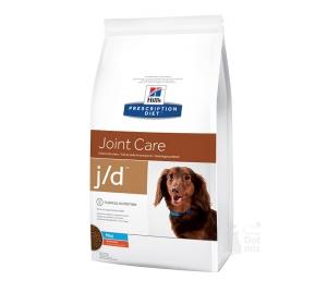 Hill's Canine J/D Dry Mini 2kg