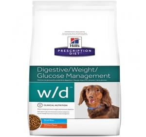 Hill's Canine W/D Dry Mini 1,5kg