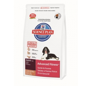 Hill's Canine Adult Lamb+Rice 3 kg