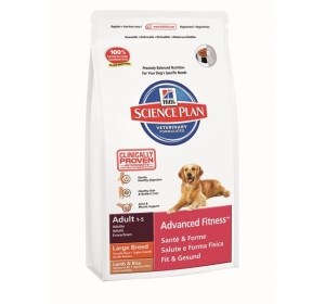 Hill's Canine Adult Lamb+Rice Large Breed 12 kg