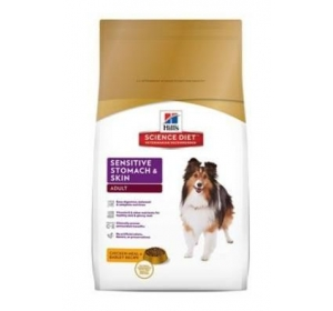 Hill's Canine Adult Sensitive Sensitive Stomach & Skin 12 kg