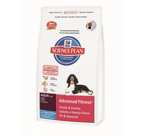 Hill's Canine Adult Tuna+Rice 12 kg