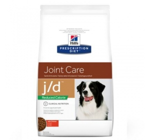 Hill's Canine J/D Dry Reduced Calorie 12kg