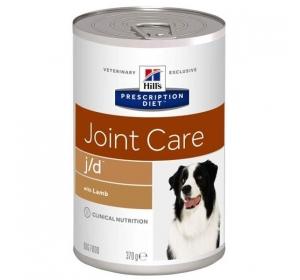 Hill's Canine J/D konzerva 370g