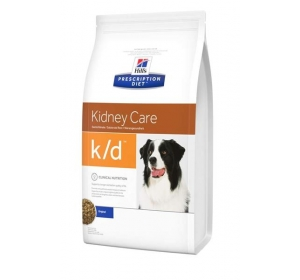 Hill's Canine K/D Dry 12kg