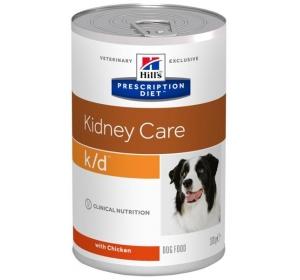 Hill's Canine K/D konzerva 370g