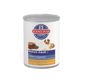 Hill's Canine Senior 7+ konzerva 370g