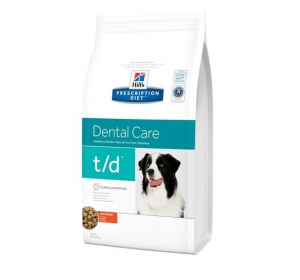 Hill's Canine T/D Dry 3kg