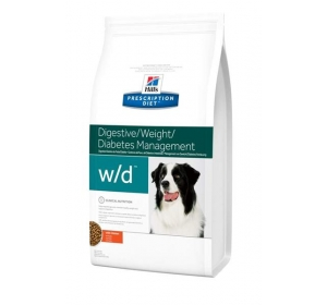 Hill's Canine W/D Dry 12kg