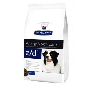 Hill's Canine Z/D Dry 10kg