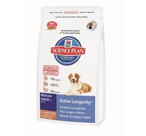 Hill's Canine Senior Lamb+Rice 12 kg