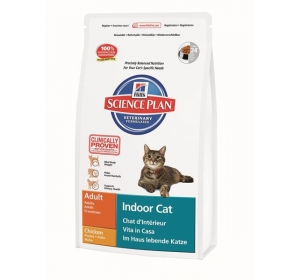 Hill's Feline Adult Indoor 4kg