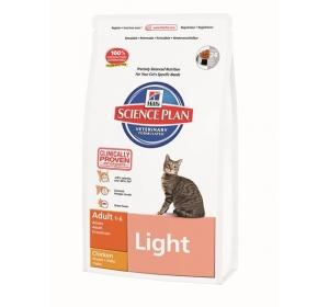 Hill's Feline Adult Light 10kg