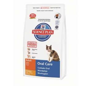 Hill's Feline Adult Oral Care 1,5kg