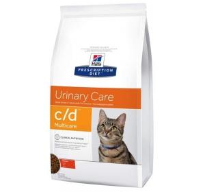 Hill's Feline C/D Dry 10kg