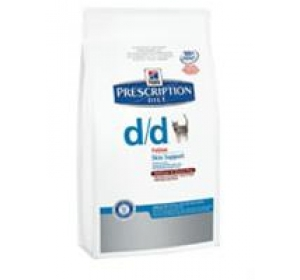 Hill's Feline D/D Dry Venison+Green Pea 1,5kg