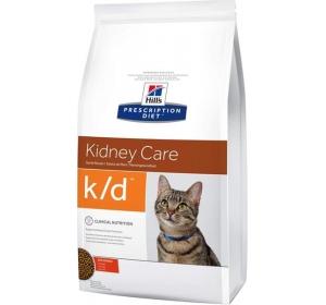 Hill's Feline K/D Dry 1,5kg