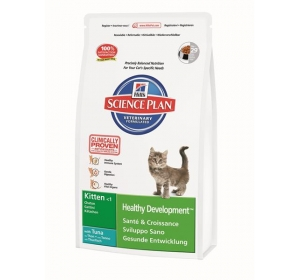 Hill's Feline Kitten - Tuna 2kg