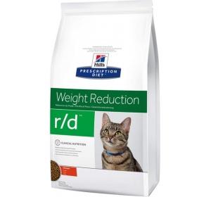 Hill's Feline R/D Dry 1,5kg