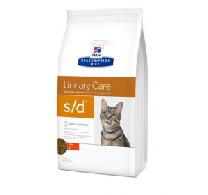 Hill's Feline S/D Dry 1,5kg