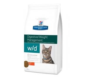 Hill's Feline W/D Dry 1,5kg