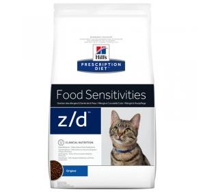 Hill's Feline Z/D Dry Low Allergen 2kg