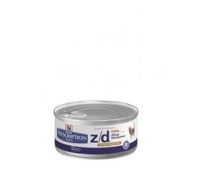 Hill's Feline Z/D konzerva Ultra Allergen Free 156g