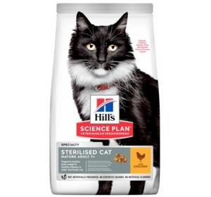 Hill's Feline Senior Sterilised Cat 3 kg