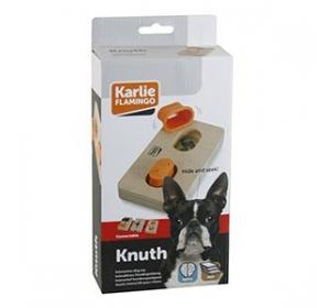 Interaktivní dřevěná hračka KNUTH Karlie