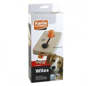Interaktivní dřevěná hračka WILES Karlie