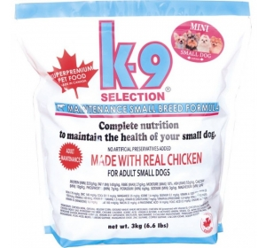 K-9 Maintenance Formula Small Breed 1kg