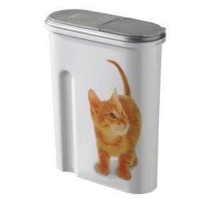 Curver kontejner na krmivo kočky